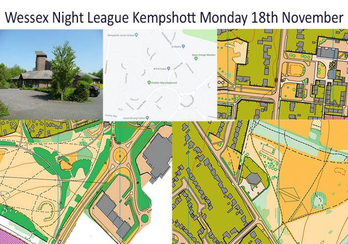 Kempshott Orienteering Event
