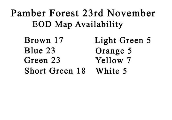 Map Availability