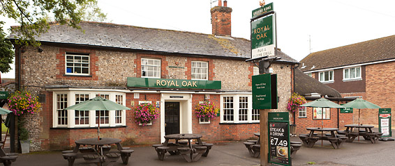 Royal Oak Charlton